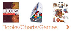 Books Charts Games