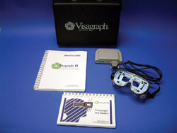 Visagraph III&trade;Includes Software but No ComputerComes with 2-Year Warranty