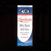 Similasan® Artificial Tears   10ml  Log In or Call for Wholesale Pricing.