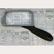 B &amp; L Rectangular Magnifier2 x 4, 4DLog In or Call for Wholesale Pricing.