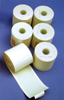 Chart Tape for MacKay-Marg, Durham, Berkley and Biotronics Tonometers2 Wide(6 Rolls Per Box)