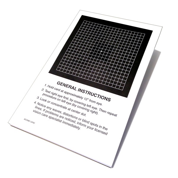 ARMD Test Pad (50 Sheets)