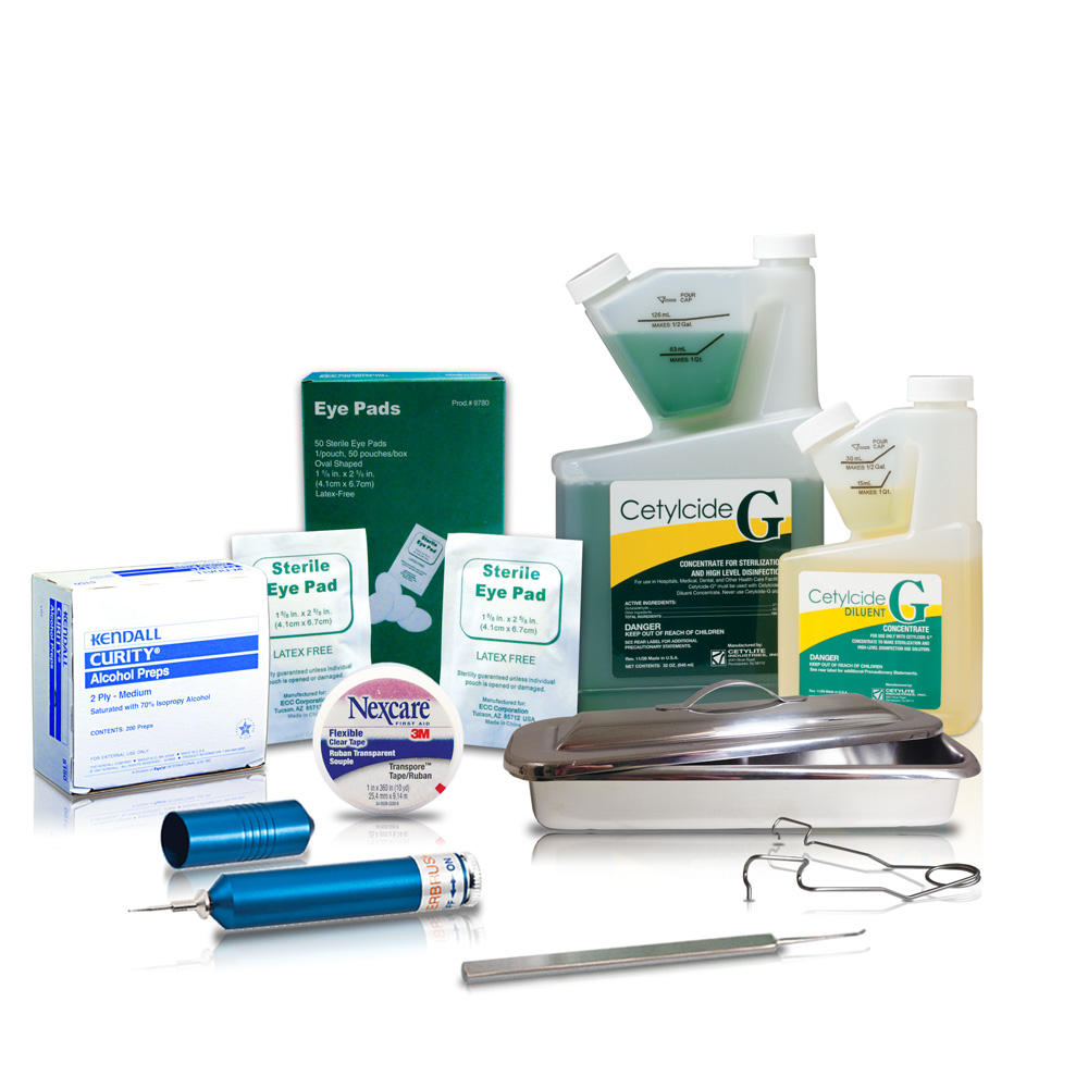 Foreign Body Removal Kit