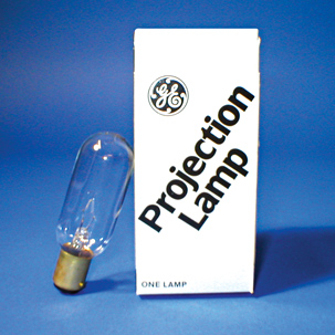 GE Projector Bulb(120V 50W)