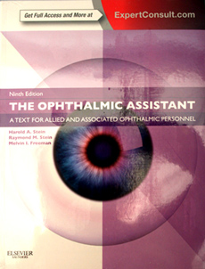 The Ophthalmic Assistant9th Edition