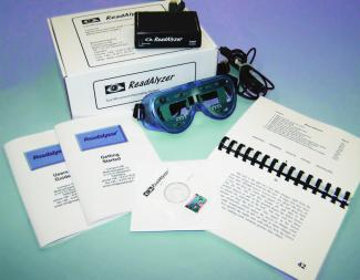 Readalyzer&trade;Eye Movement Recording System