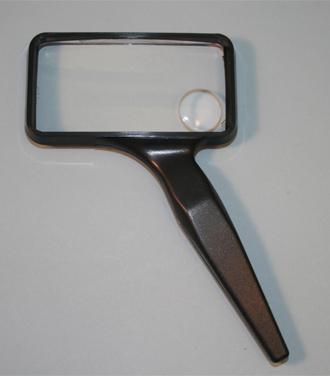 Rectangular Magnifier
