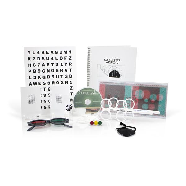 Vision Tutor™ - Sports Vision Kit