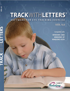  Track with Letters&trade; VT Software   (Demo-15 Uses) 
