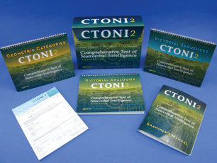 Comprehensive Test of Nonverbal Intelligence (CTONI) Version 2