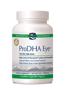 Nordic Naturals&reg;Ultimate DHA  Eye&trade;(60 Soft Gels)Save 15% Off MRSPWholesale Pricing Available to Doctors, Please Call