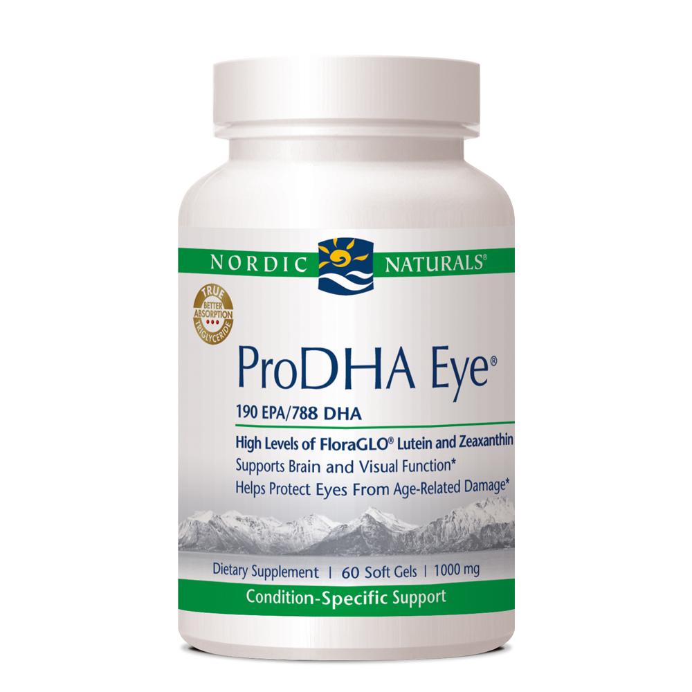 Nordic Naturals® Ultimate DHA  Eye™ (Soft Gels)