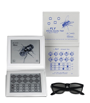Fly Acuity Testwith Lea SYMBOLS&reg;