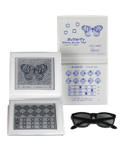 Butterfly Acuity Test with Lea SYMBOLS®
