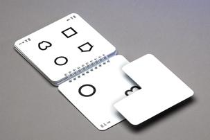 Lea Single Symbol Book
