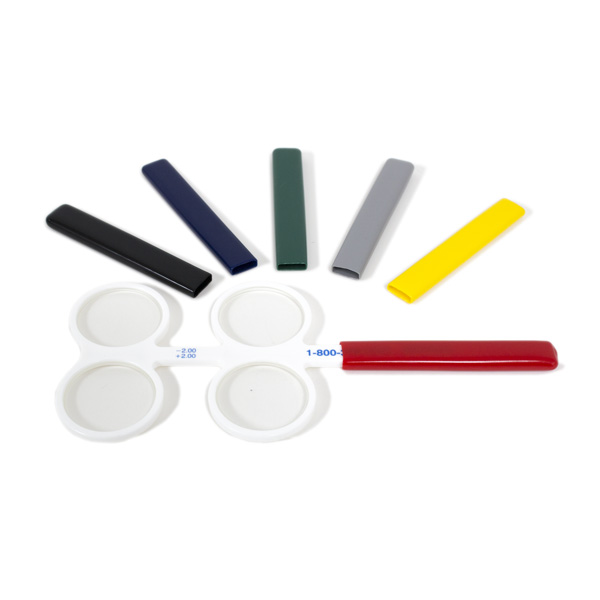 Colored Flipper Handle Covers