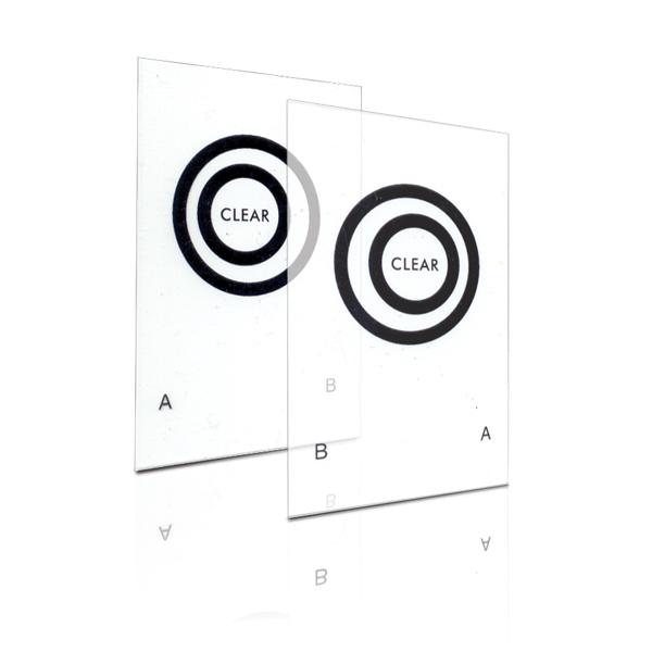 Keystone Eccentric Circles