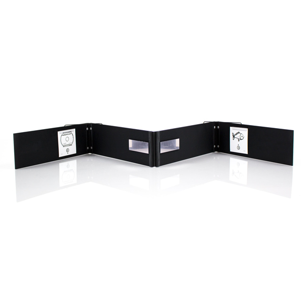 In-Office VT Mirror Stereoscope (ABS Plastic Material) without Easel
