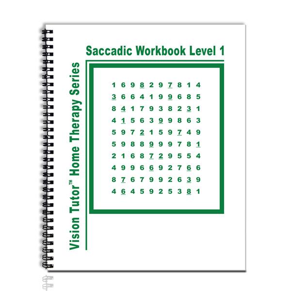 Saccadic Workbook (Level 1)