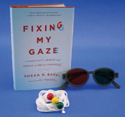 Fixing My Gaze Book & Stereo Sue Kit