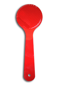 Single End OccluderRed Maddox with Shorter Handle