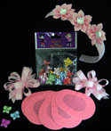 Krafty Patches™Flower & Hair Bow(20 Patches)Log In or Call for Wholesale Pricing.