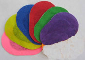 Krafty Patches™    50 Replacement Patch Sets for Girls  Assorted Colors