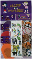 Krafty Patches™ Sports Patch Sets (30 Patches)Log In or Call for Wholesale Pricing.