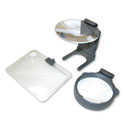 3 in 1 LED Hands-Free Magnifier   Log In or Call for Wholesale Pricing.