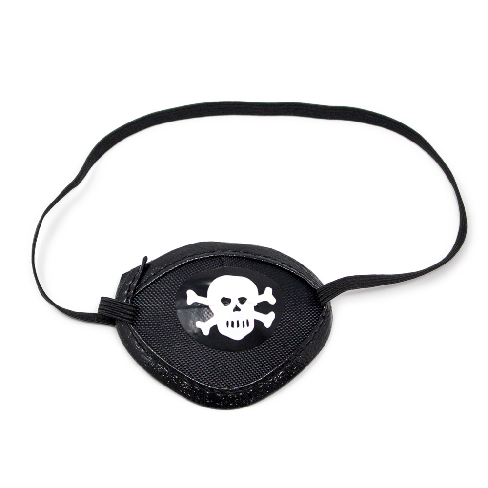 Pirate Eye Patch (Pkg. of 12)