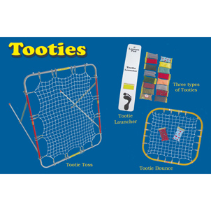 Tootie Toss:  In-Office Starter Set
