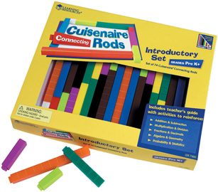 Connecting Cuisenaire&reg; Rods Introductory Set