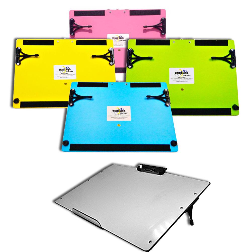 Visual Edge™ Slant Board - Colors