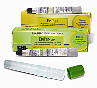 EpiPen&reg; Auto-Injector SyringeTwin Pack