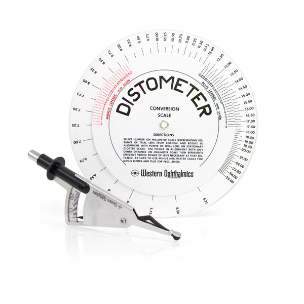 Metal Distometer (Vertexometer)