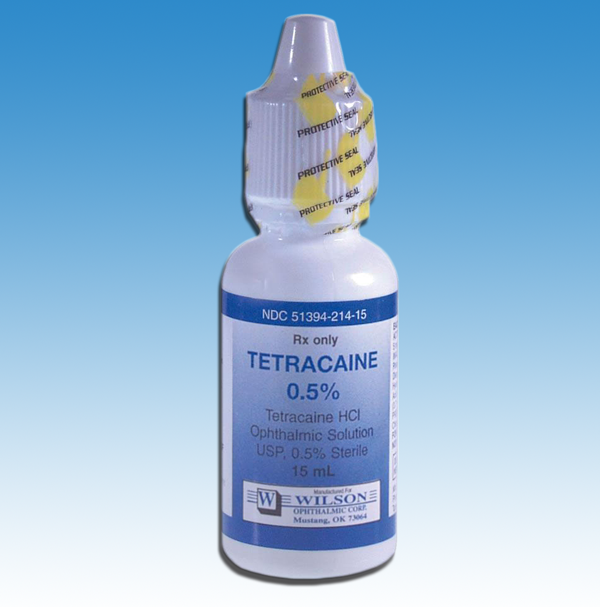 Tectracaine HCL 0.5% Oph Soln 15mL
