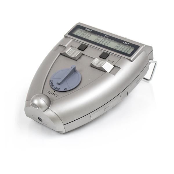 Silver Digital Pupillometer