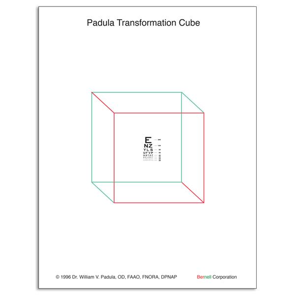 Padula's Transformation Cube