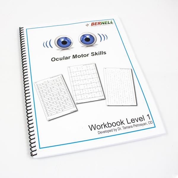 Petrosyan Ocular Motor Skills - Level 1 Workbook