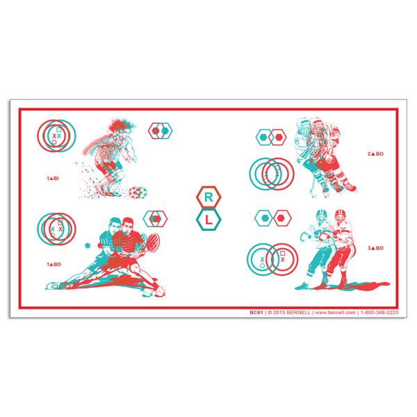 Fixed Demands Tranaglyph™ (1-3PD) - Sports