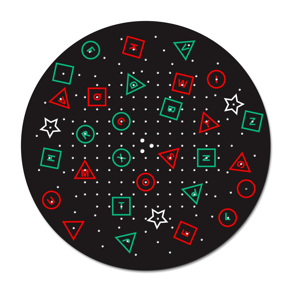 Individual Rotation Training Discs
