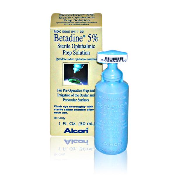 Betadine® (5%)