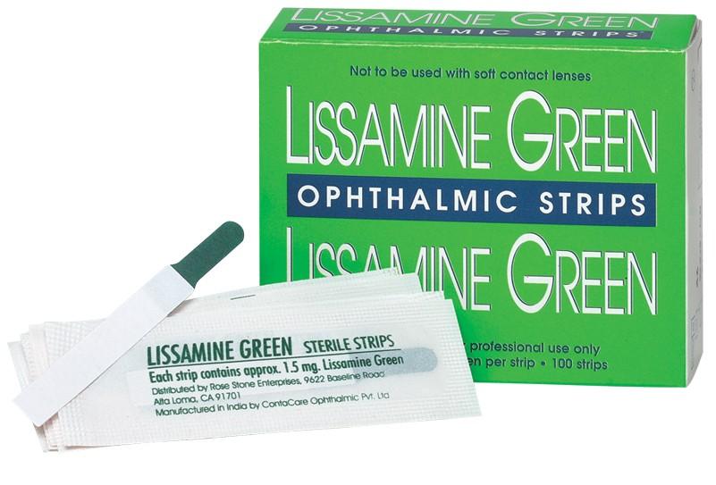 Lissamine Green