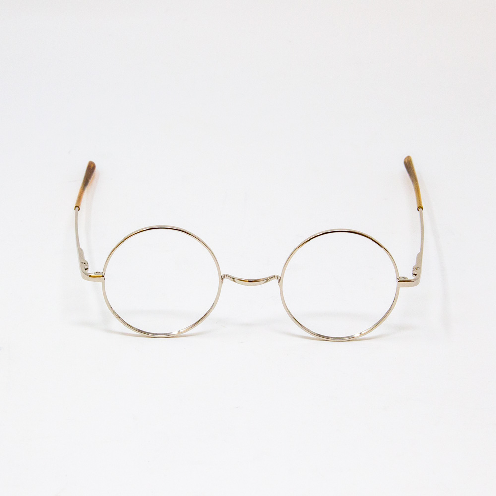 Reversible Metal Frame Glasses (Frame without Lenses)