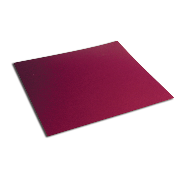 Red Vinyl Sheets (Pkg. of 12)