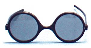 Reversible Polarized Goggles - Child Size - Reversible Polarized Goggles (Pkg. of 6)