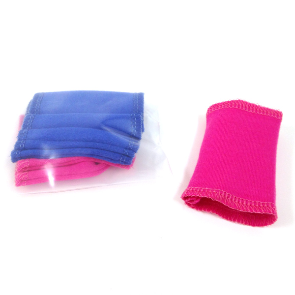 Sleeve Occluders - Blue and Pink