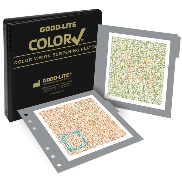 Good-Lite ColorCheck Complete Vision Screener