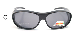 (C)  LaRue Goggle   (Polarized) - Gray