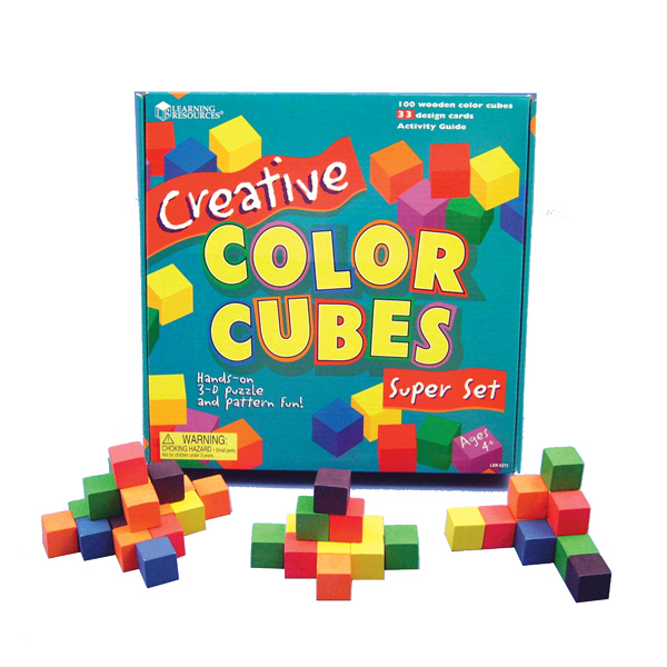 Creative Color Cubes (Super Set)